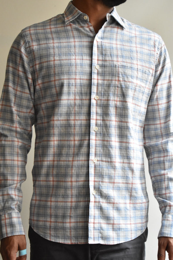 Faherty Everyday Shirt Marin Coast Plaid