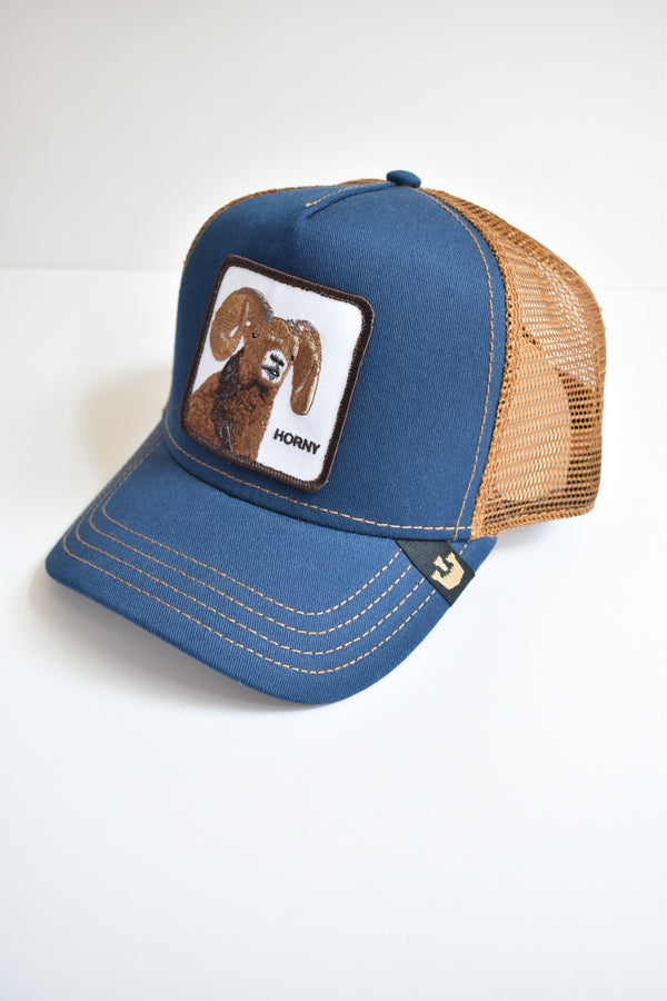 Goorin Bros Big Horn Trucker Hat