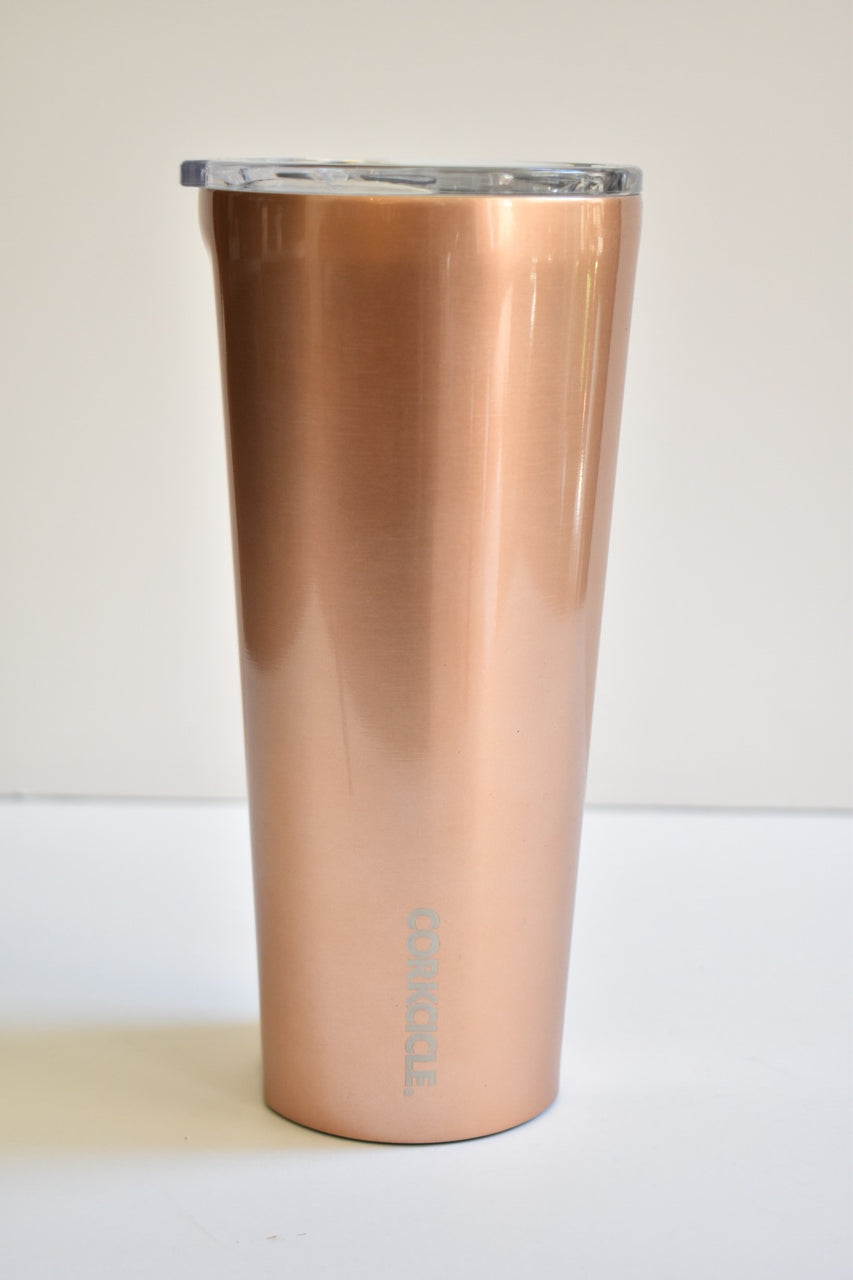 Corkcicle Tumbler 24oz Metallic Copper