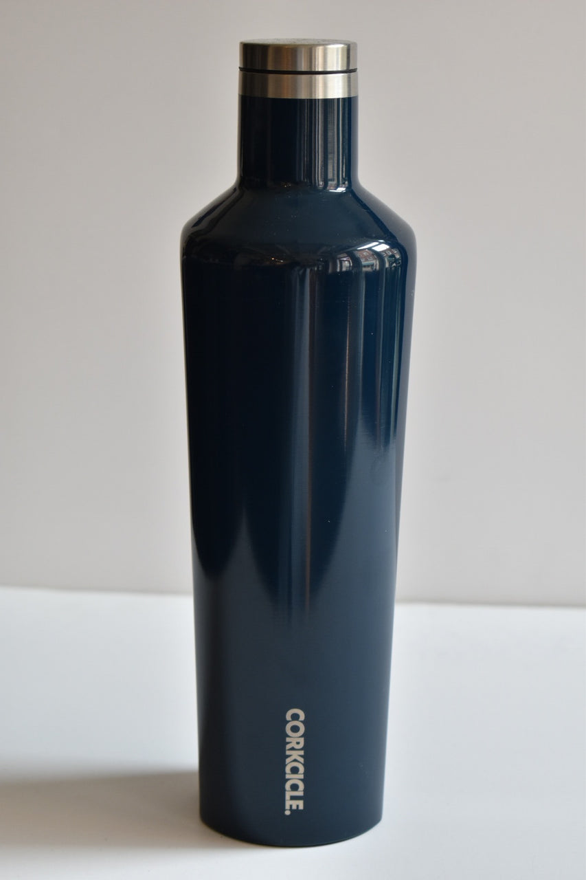 Corkcicle Canteen 25oz Navy