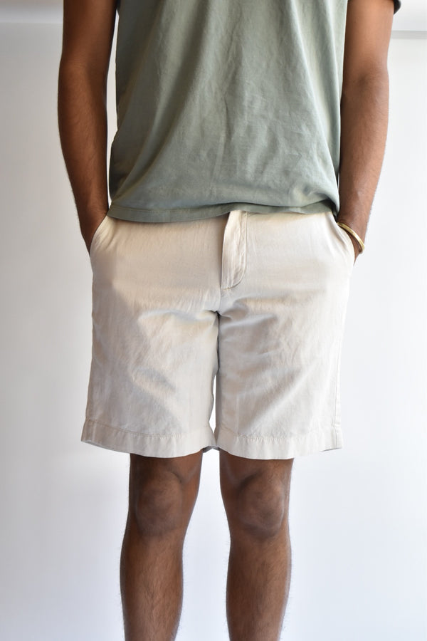 Faherty Cotton/Linen Shorts- Multiple Colors