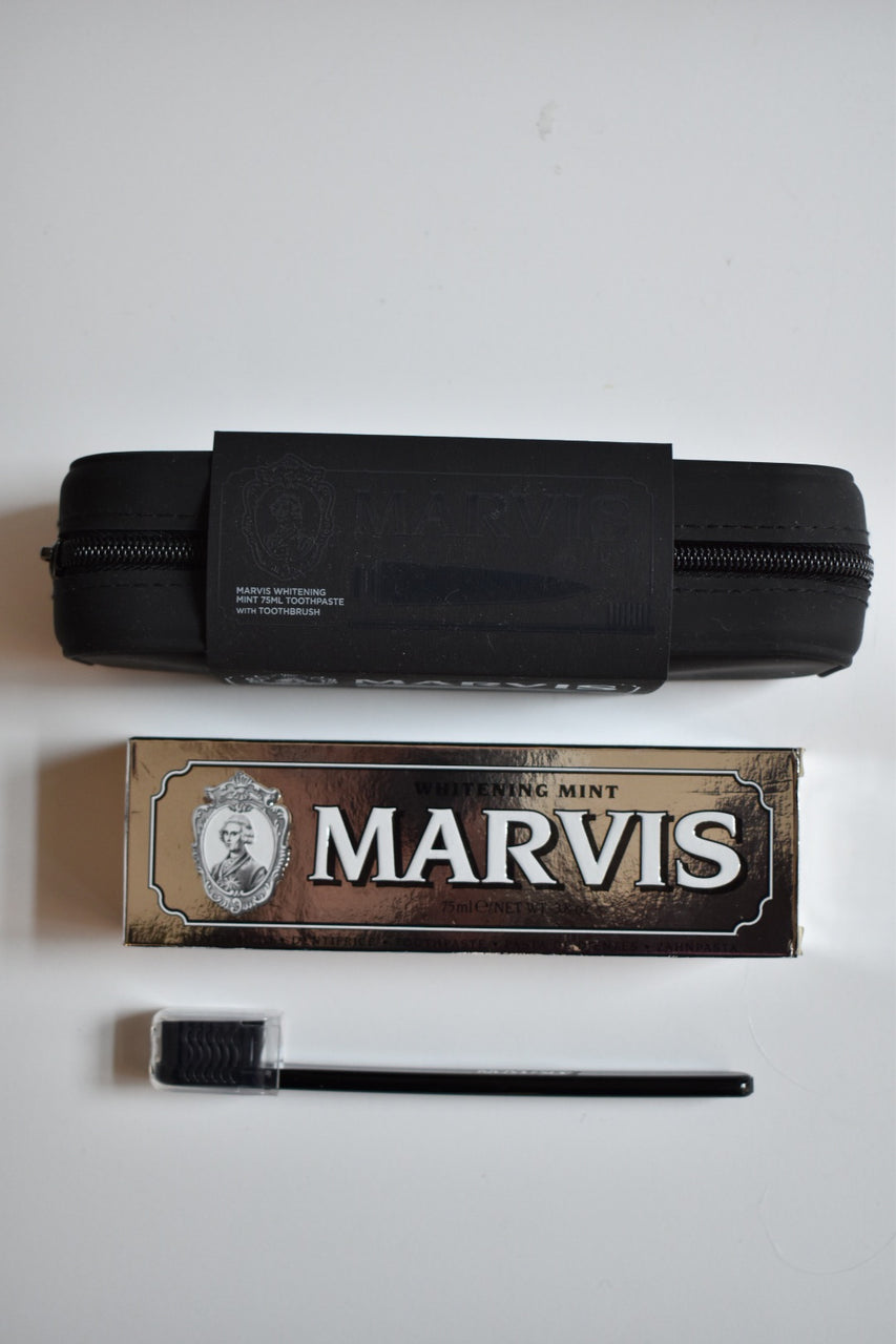 Marvis Toothpaste Travel Kit