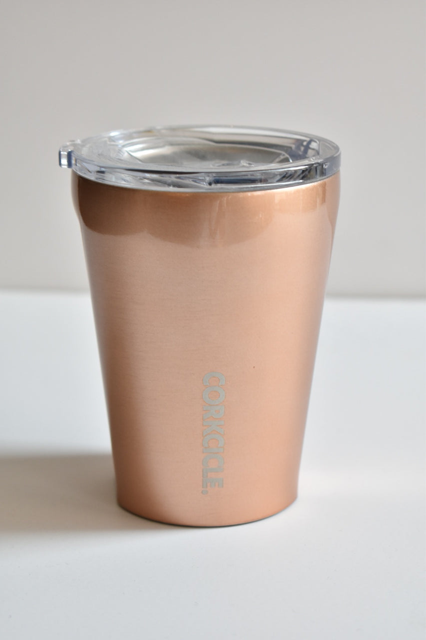 Corkcicle Tumbler 12oz Copper