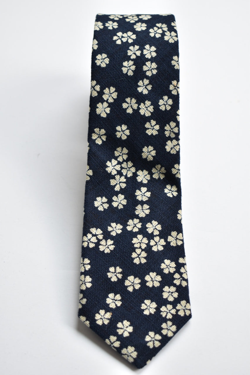 PSC The Aubrey Yellow Floral Tie
