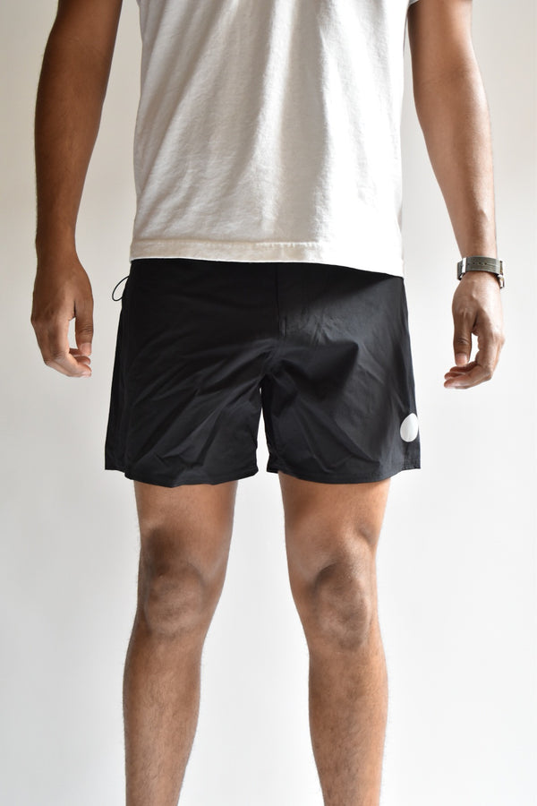 Saturdays Danny Boardshort Black