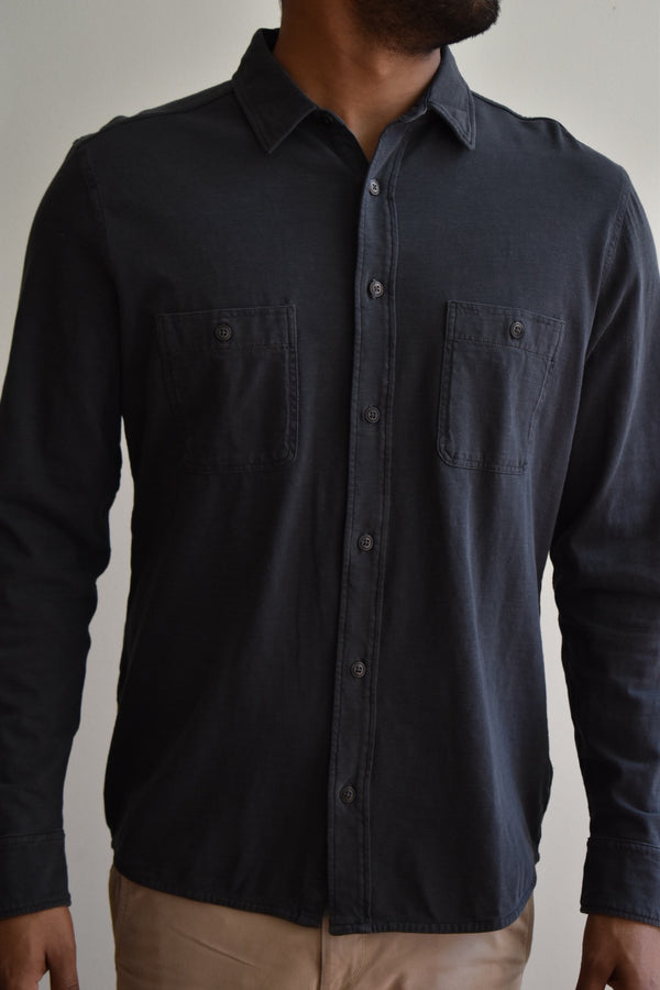 Faherty Knit Seasons Shirt- Multiple Colors