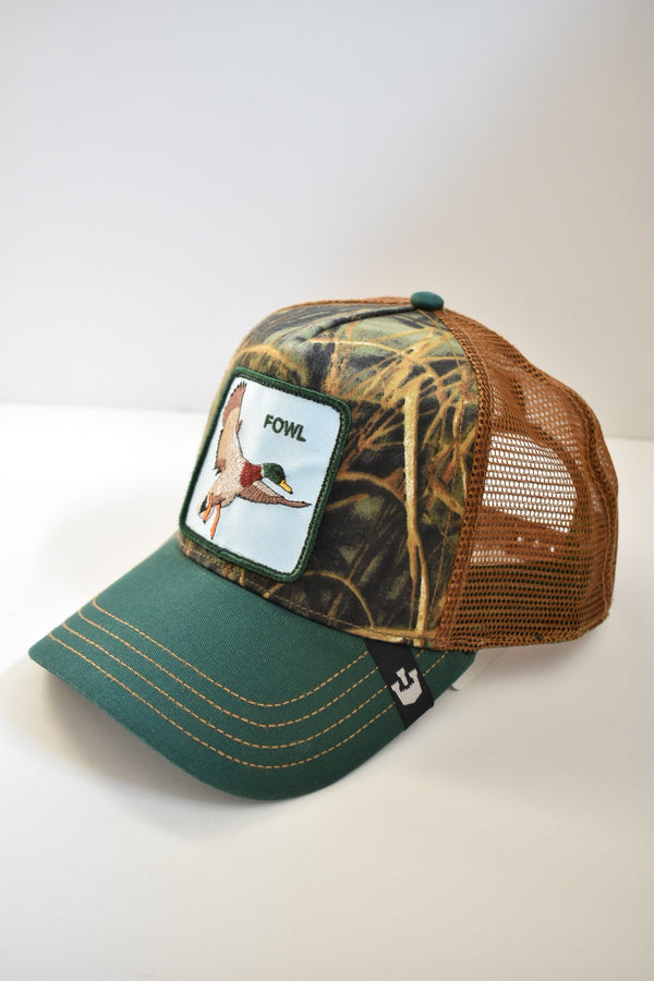 Goorin Bros Duck Duck Trucker Hat