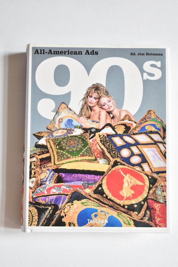All American Ads 90s