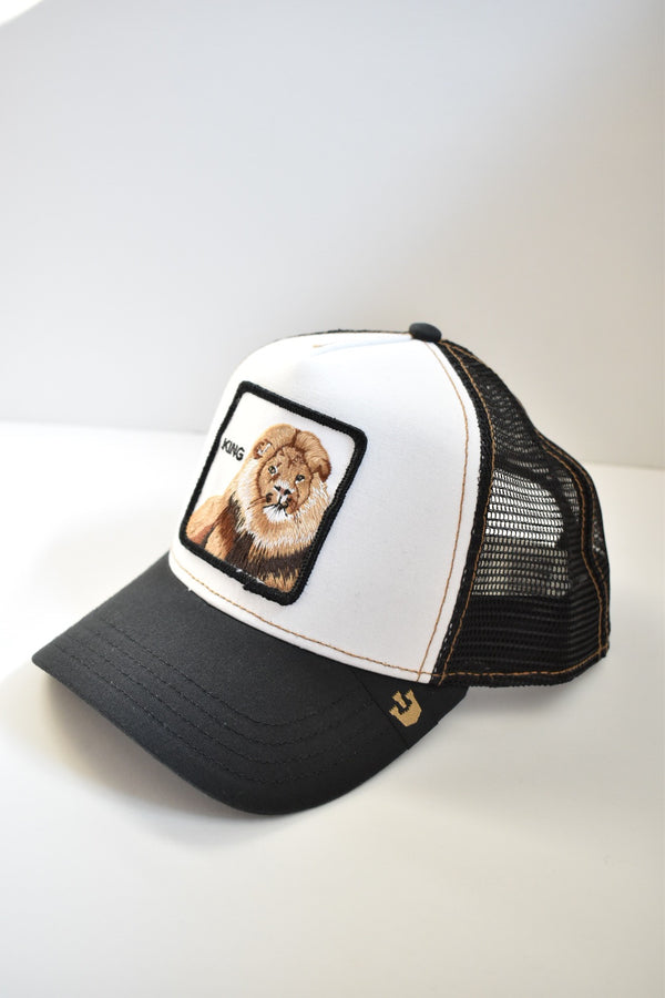Goorin Bros King Lion Trucker Hat