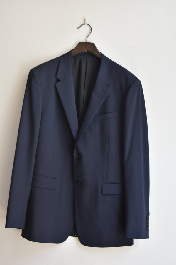 Theory Blazer Chambers New Tailor Navy
