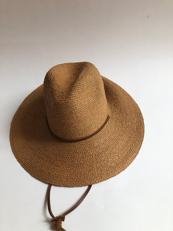 Goorin Bros Shady Fedora Natural