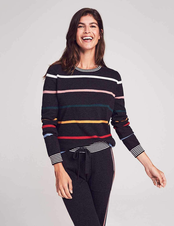 TS-W- Faherty Slope Style Sweater Multi Ski Slope