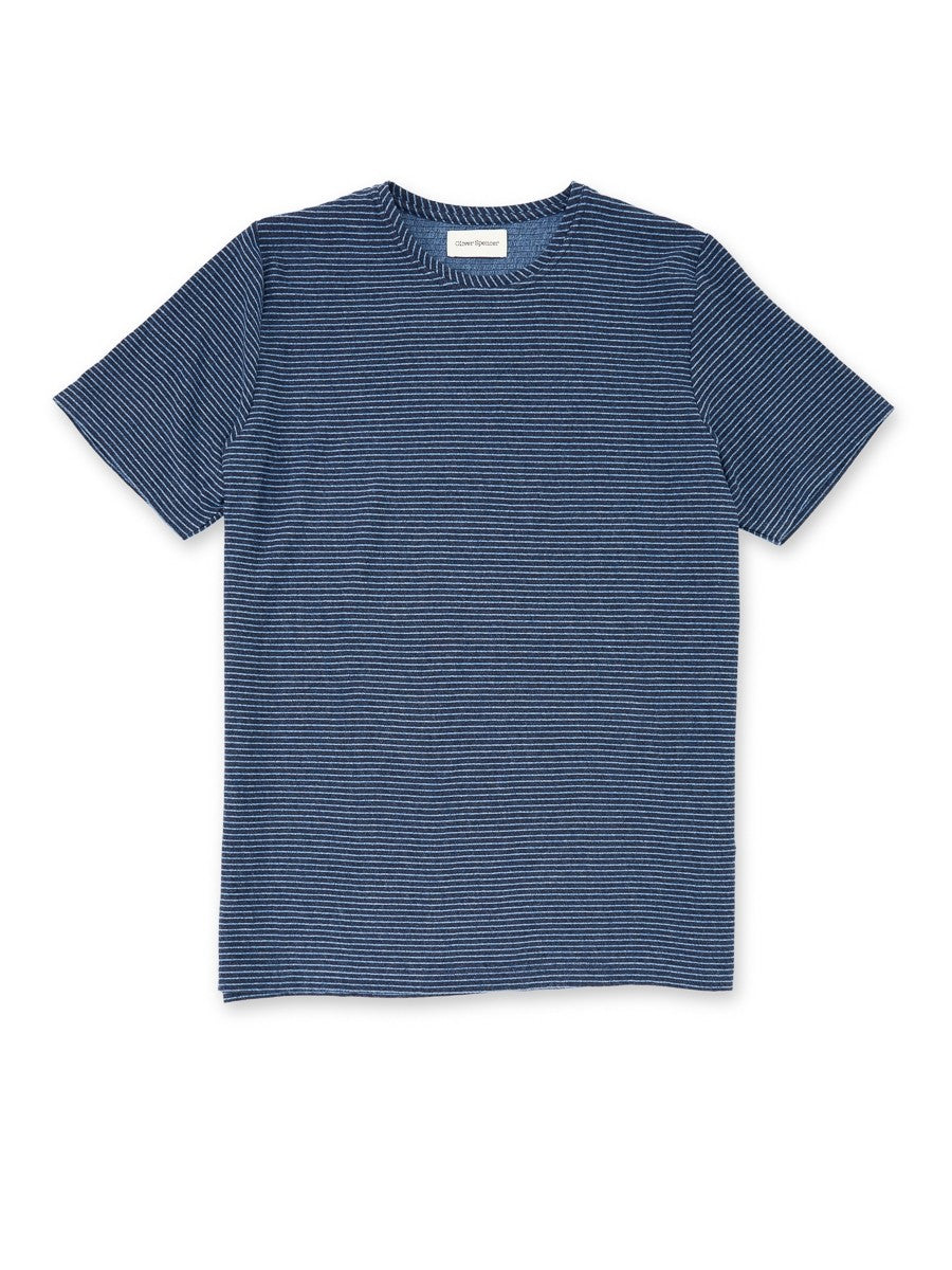 Oliver Spencer Conduit Tee Arman Navy