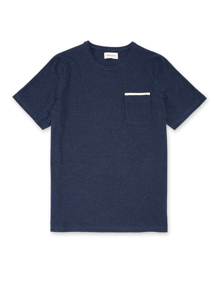 Oliver Spencer Oli's Tee Warren Navy