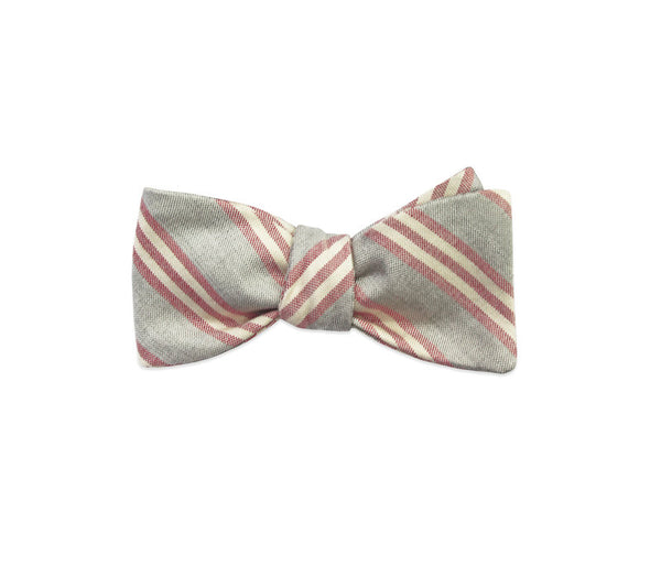 PSC The Cyrus Bow Tie Blue/Red Stripe