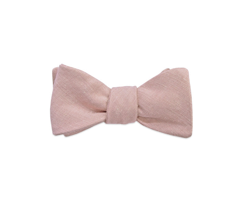 PSC The Eli Bow Tie Pink Linen
