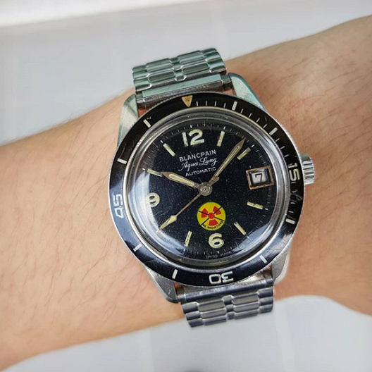 Blancpain Fifty Fathoms No Radiations