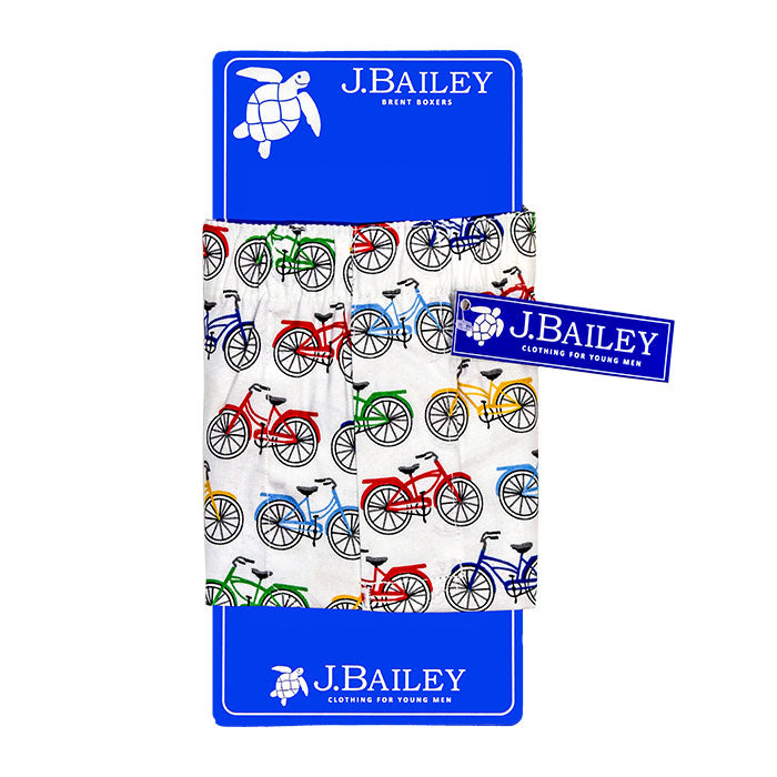 J. Bailey - Bicycle Boxer