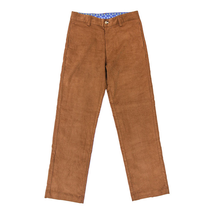 Bailey Boys - Chocolate Brown Corduroy Pants