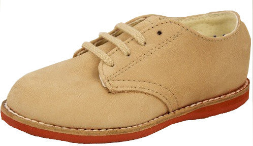 Nubuck Shoe by Kepner Scott
