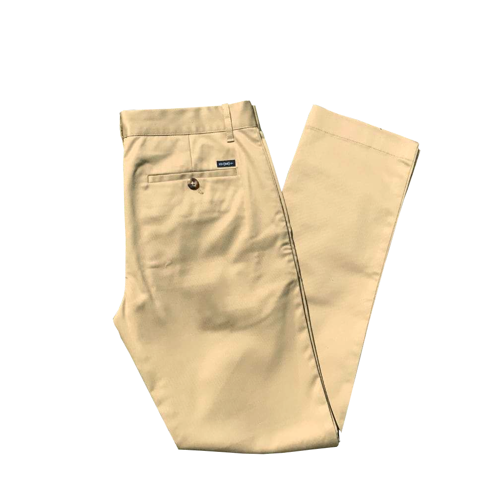 Brown Bowen - Boys' Palmetto Pants - King Street Khaki