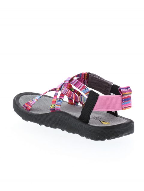 Kiwi Sandal in Aztec Print by Volatile Kids