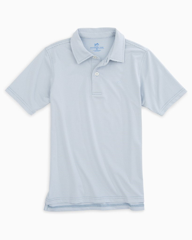 Southern Tide - Boys Fairway Dunes Performance Polo