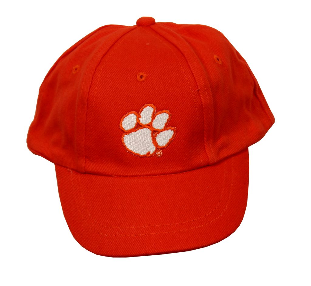 Clemson Orange Baseball Cap