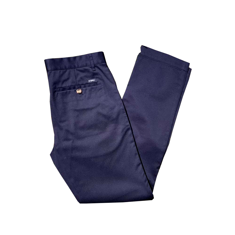 Brown Bowen - Boys' Palmetto Pants - Bull's Bay Blue