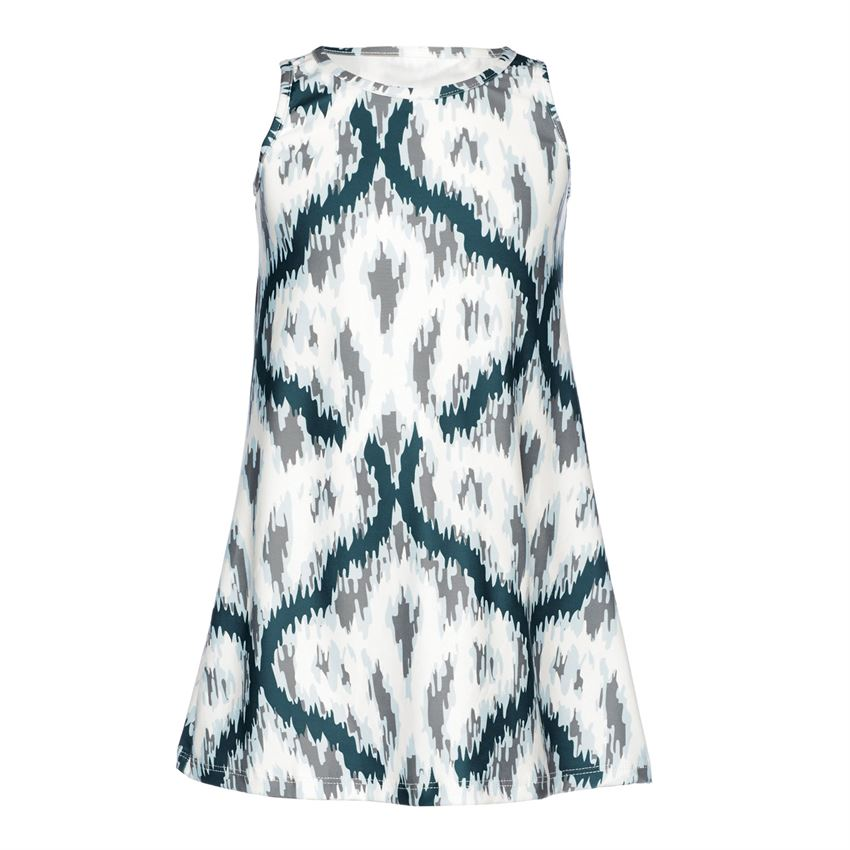 Coco & Carmen - Easy Ikat Print Play Dress