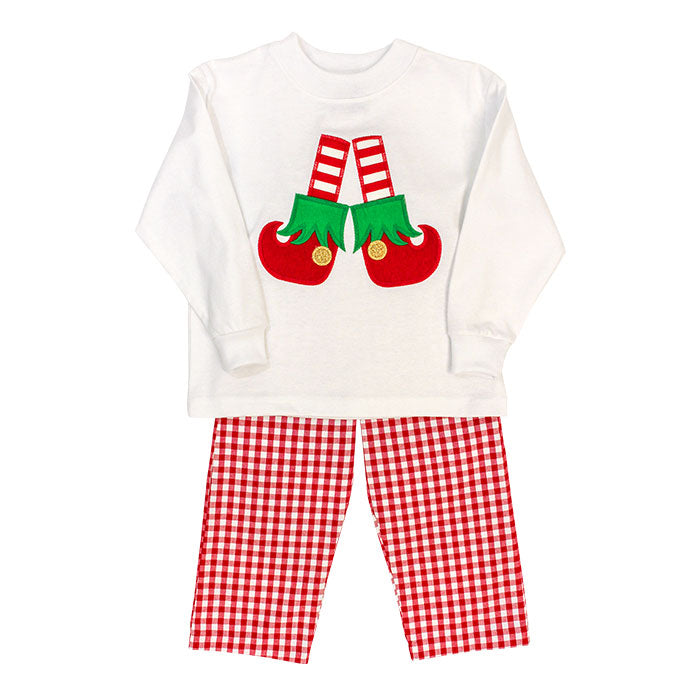 Bailey Boys - Elf Magic Boys' Pant Set