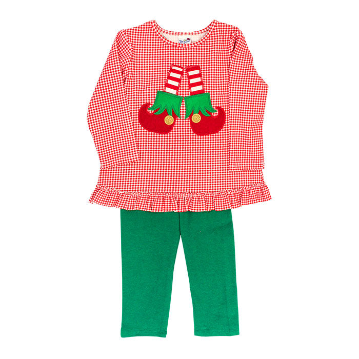 Bailey Boys - Elf Magic Girls' Tunic Pant Set