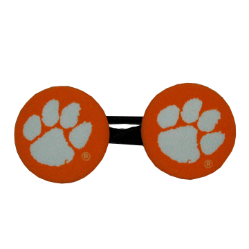 Clemson PonyTail Holder