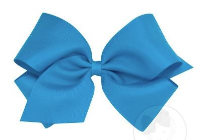Wee Ones - Hairbows in Rainbow Colors