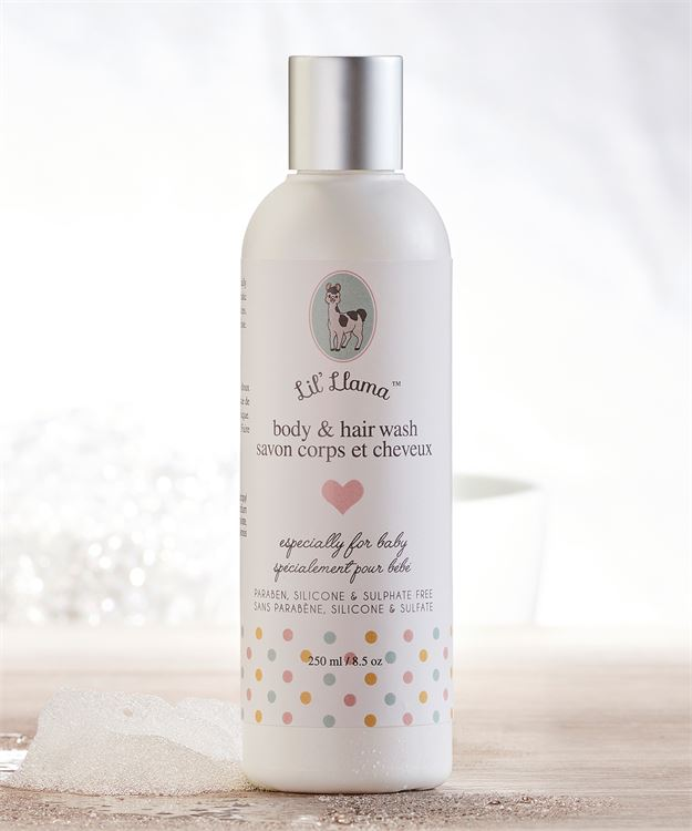 L'il Llama Skin Care - Head-to-Toe Baby Wash