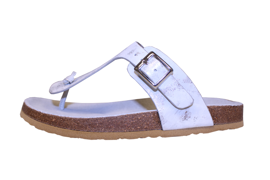 Pinkie Promise Thong Sandal by Volatile Kids