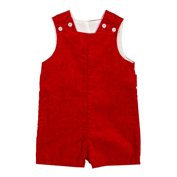 Bailey Boys - Red Corduroy John John