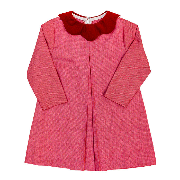 Bailey Boys - Classic Red Jill Dress