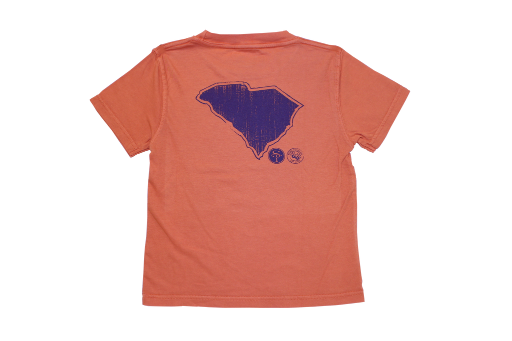Mustard & Ketchup Kids - South Carolina State Tee