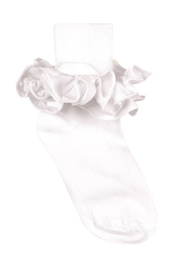 Good Prices low cost separation shoes Girls' Ruffled Socks