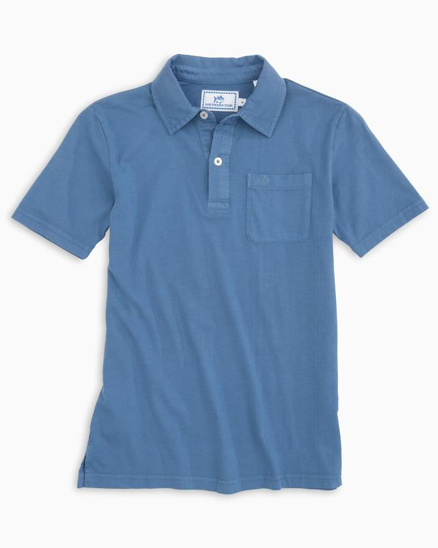 Southern Tide - Boys Island Road Jersey Polo