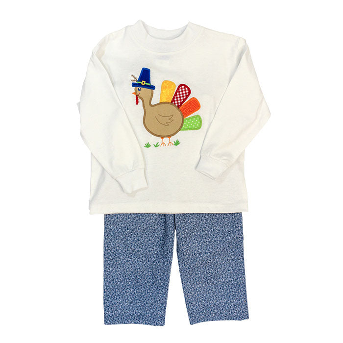 Bailey Boys - Boys' Turkey Pant Set