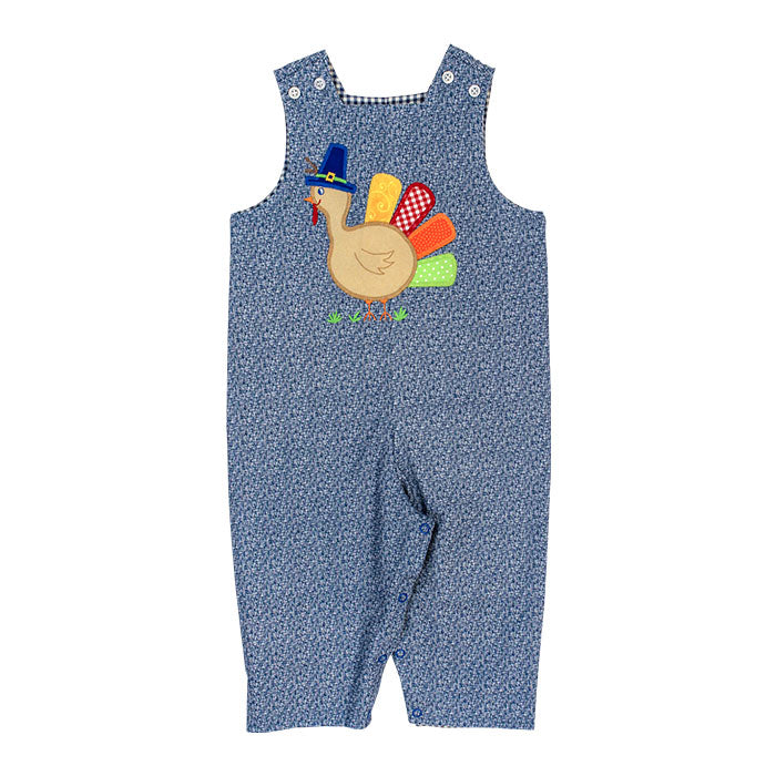 Bailey Boys - Reversible Boys' Turkey John John