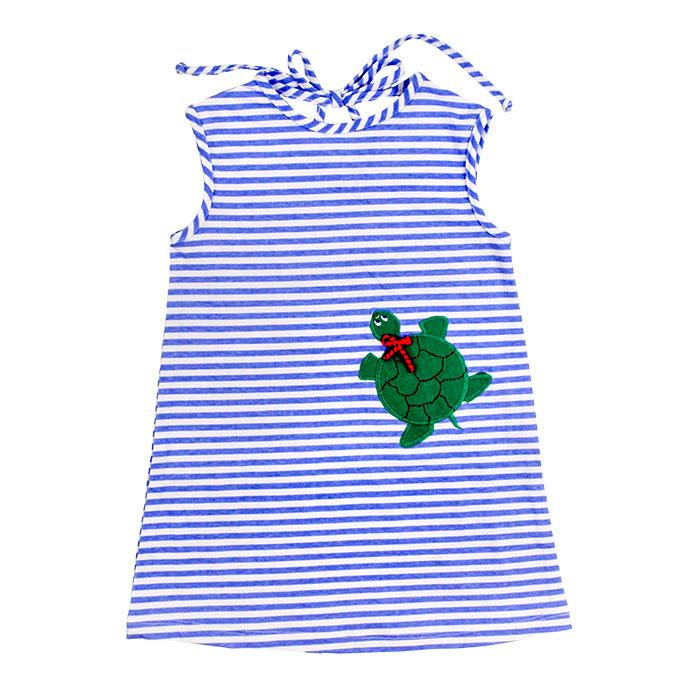 Bailey Boys - Merkle Turtle Knit Play Dress