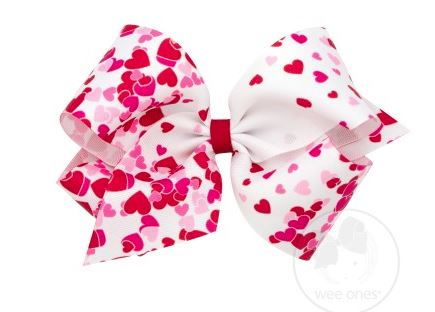 Wee Ones - Valentine's Bow