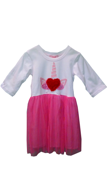 Joyous and Free - Unicorn Love Dress