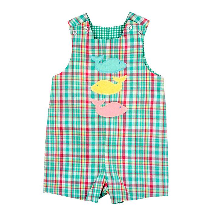 Bailey Boys - Three Whales Reversible John John