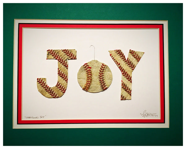 "Limited Release ""Christmas Joy"" Original Artwork"