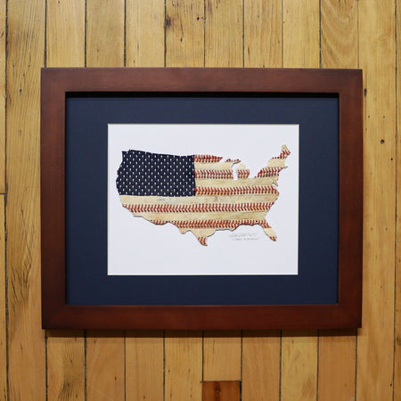 """America's Game"" Original Artwork"