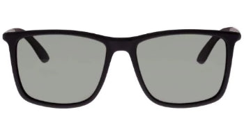 LE SPECS SUNGLASSES, TWEEDLEDUM, MATTE BLACK